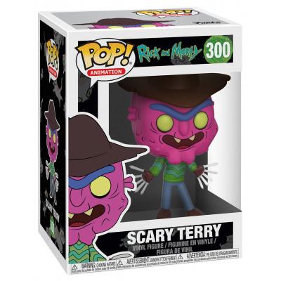 Фигурка Rick & Morty - POP! Animation - Scary Terry (9.5 см)