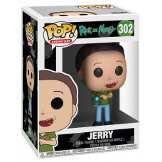 Фигурка Rick & Morty - POP! Animation - Jerry (9.5 см)