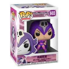 Фигурка Teen Titans Go: The Night Begins To Shine - POP! TV - Raven (9.5 см)