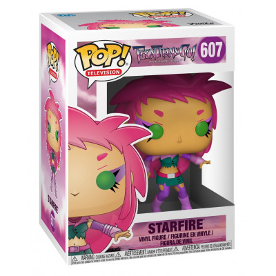 Фигурка Teen Titans Go: The Night Begins To Shine - POP! TV - Starfire (9.5 см)