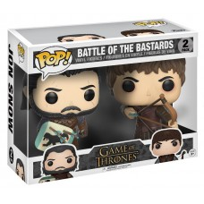 Набор фигурок Game of Thrones - POP! - Battle of the Bastards (9.5 см)