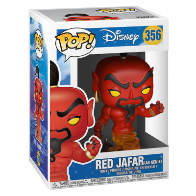 Фигурка Aladdin - POP! - Red Jafar (As Genie) (9.5 см)