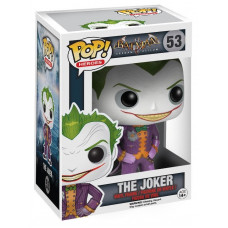 Фигурка Batman: Arkham Asylum - POP! Heroes - The Joker (9.5 см)