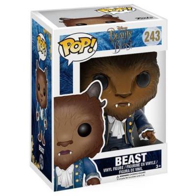 Фигурка Beauty & The Beast (2017) - POP! - Beast (9.5 см)