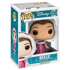 Фигурка Beauty and The Beast - POP! - Belle (Winter) (9.5 см)