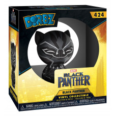 Фигурка Black Panther - Dorbz - Black Panther (7.6 см)