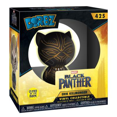 Фигурка Black Panther - Dorbz - Erik Killmonger (7.6)
