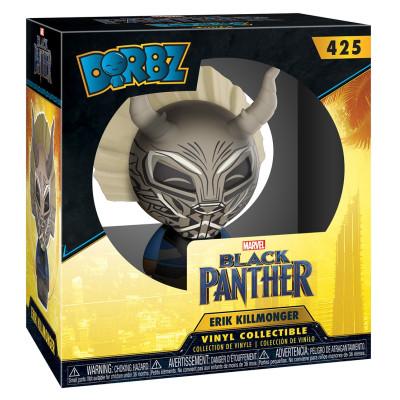 Фигурка Black Panther - Dorbz - Killmonger (7.6)