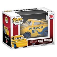 Фигурка Cars 3 - POP! - Cruz Ramirez (9.5 см)