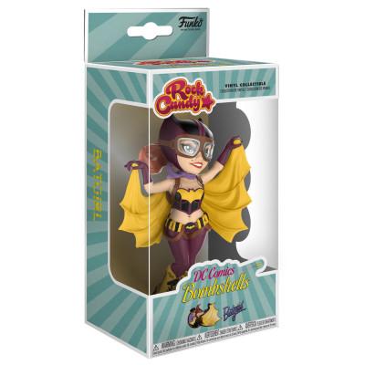 Фигурка DC Comics: Bombshells - Rock Candy - Batgirl (13 см)