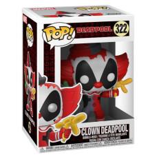 Головотряс Deadpool - POP! - Clown Deadpool (9.5 см)