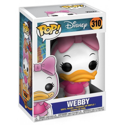 Фигурка DuckTales - POP! - Webby (9.5 см)