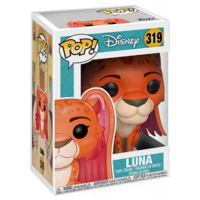 Фигурка Elena of Avalor - POP! - Luna (9.5 см)