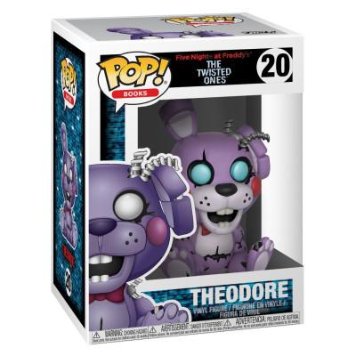 Фигурка Five Nights at Freddy's: The Twisted Ones - POP! Books - Theodore (9.5 см)