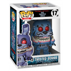 Фигурка Five Nights at Freddy's: The Twisted Ones - POP! Books - Twisted Bonnie (9.5 см)