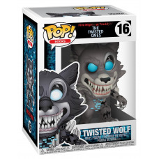 Фигурка Five Nights at Freddy's: The Twisted Ones - POP! Books - Twisted Wolf (9.5 см)