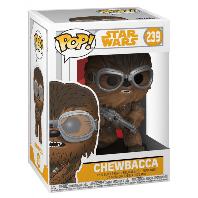 Головотряс Star Wars: Solo - POP! - Chewbacca (9.5 см)