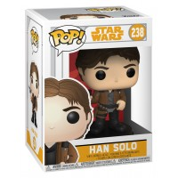 Головотряс Star Wars: Solo - POP! - Han Solo (9.5 см)