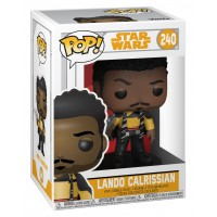 Головотряс Star Wars: Solo - POP! - Lando Calrissian (9.5 см)