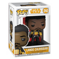 Головотряс Star Wars: Solo - POP! - Lando Calrissian (9.5 см)
