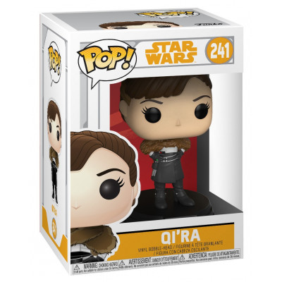 Головотряс Star Wars: Solo - POP! - Qi'Ra (9.5 см)