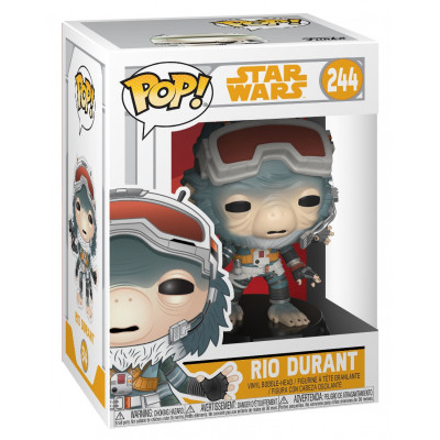 Головотряс Star Wars: Solo - POP! - Rio Durant (9.5 см)