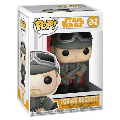 Головотряс Star Wars: Solo - POP! - Tobias Beckett (9.5 см)