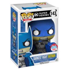 Фигурка DC: Super Heroes - POP! Heroes - Darkest Night Batman (NYCC 2016 Exc) (9.5 см)