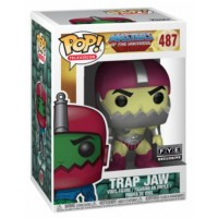 Фигурка Masters of the Universe - POP! TV - Trap Jaw Metallic (Exc) (9.5 см)