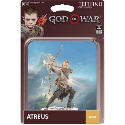 Фигурка God of War - TOTAKU Collection - Arteus (10 см)