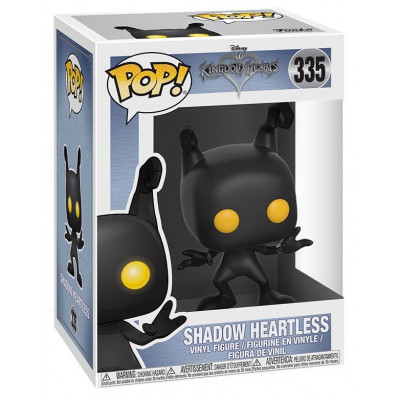 Фигурка Kingdom Hearts - POP! - Shadow Heartless (9.5 см)