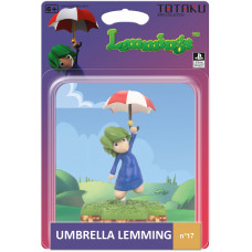 Фигурка Lemmings - TOTAKU Collection - Umbrella Lemming (10 см)