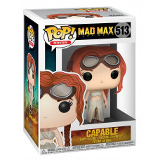 Фигурка Mad Max: Fury Road - POP! Movies - Capable (9.5 см)