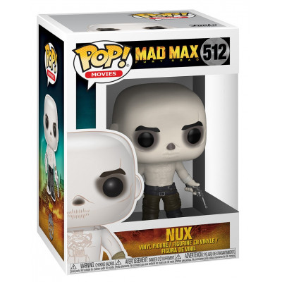 Фигурка Mad Max: Fury Road - POP! Movies - Nux Shirtless (9.5 см)