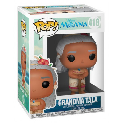 Фигурка Moana - POP! - Gramma Tala (9.5 см)