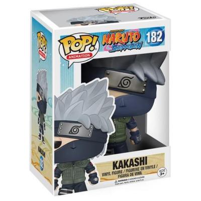 Фигурка Naruto Shippuden - POP! Animation - Kakashi (9.5 см)
