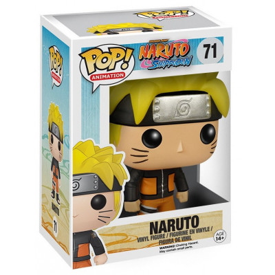 Фигурка Naruto Shippuden - POP! Animation - Naruto (9.5 см)