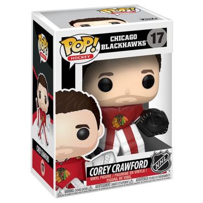 Фигурка NHL - POP! Hockey - Corey Crawford (9.5 см)