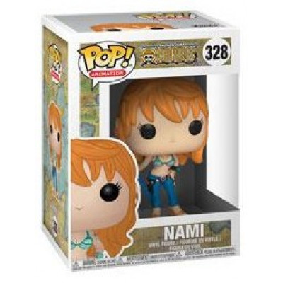 Фигурка One Piece - POP! Animation - Nami (9.5 см)