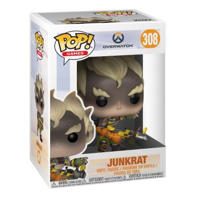 Фигурка Funko Overwatch - POP! Games - Junkrat 29045 (9.5 см)