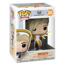 Фигурка Overwatch - POP! Games - Mercy (9.5 см)