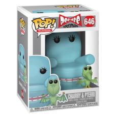 Фигурка Pee-wee's Playhouse - POP! TV - Chairry & Pterri (9.5 см)