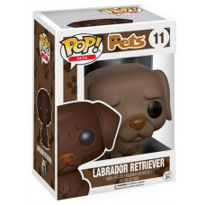 Фигурка Pets - POP! Pets - Labrador Retriever Chocolate (9.5 см)