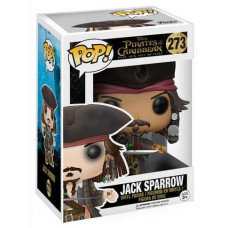 Фигурка Pirates of the Caribbean: Dead Men Tell No Tales - POP! - Jack Sparrow (9.5 см)