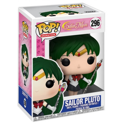 Фигурка Sailor Moon - POP! Animation - Sailor Pluto (9.5 см)