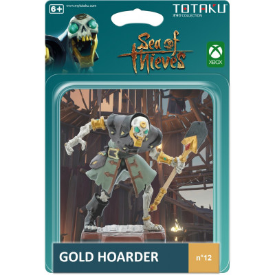 Фигурка Sea of Thieves - TOTAKU Collection - Gold Hoarder (10 см)