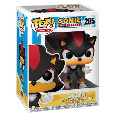Фигурка Sonic: The Hedgehog - POP! Games - Shadow (9.5 см)
