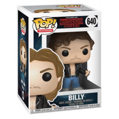 Фигурка Stranger Things - POP! TV - Billy (9.5 см)