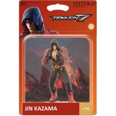 Фигурка Tekken 7 - TOTAKU Collection - Jin Kazama (10 см)