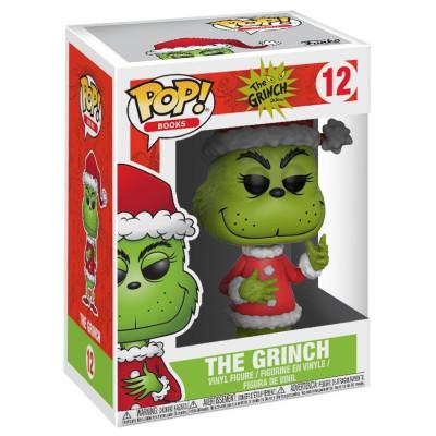 Фигурка The Grinch - POP! Books - The Grinch (9.5 см)